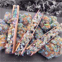 Super colorful blunts, beautiful - www.delta9cloud.com/5thingsaboutcannabis.html