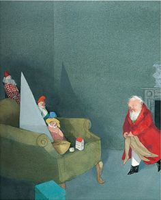 Tales from the Brothers Grimm - The Night Before Christmas illustrated by Lisbeth Zwerger