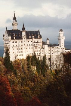 Castle schloss fall colors   (byMbE1975)
