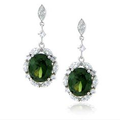 Emeralds - W Gold/Silver