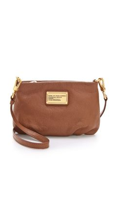 Marc by Marc Jacobs Classic Q Percy Bag/nice classic crossbody bag since I need something smaller and hands free when I have the littles in tow.