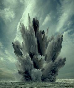 pretty explosion