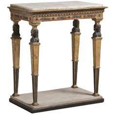 1stdibs - An Exceptional Swedish Empire Console Table Circa 1810 explore items from 1,700  global dealers at 1stdibs.com