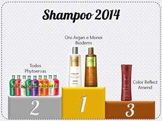 melhores shampoos para low poo