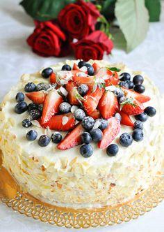 Торт Белый трюфель - Tartufo Bianco