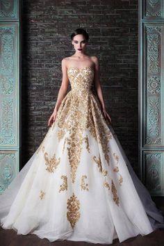 Three Arab Designers for Your Dream Wedding Dress