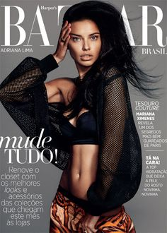 Harper's Bazaar Brasil - Fevereiro 2014