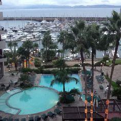 Hotel coral Ensenada Mexico