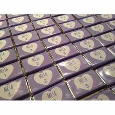 Chocolates Personalizados Usamos La Gráfica De Tus Tarjetas - $ 8,00