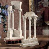 Found it at Wayfair - 2 Piece Roman Forum Columns Sculpture