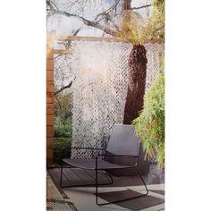 Filet camouflage en pare-soleil | Deco jardin | Pinterest ...