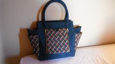 My bag is finally finished!!!!