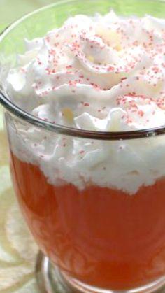 Red Rudolph Recipe ~ Orance Guracao, Cinnamon Schnapps, Vodka, Cranberry