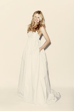 Galilee Wedding Dress – Delphine Manivet 2012 Collection