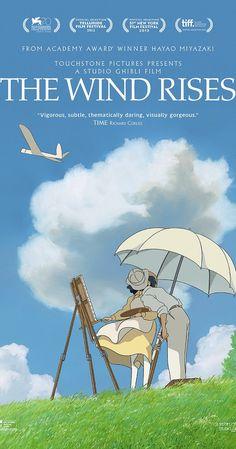 Directed by Hayao Miyazaki.  With Hideaki Anno, Hidetoshi Nishijima, Miori Takimoto, Masahiko Nishimura. A look at the life of Jiro Horikoshi, the man who designed Japanese fighter planes during World War II.
