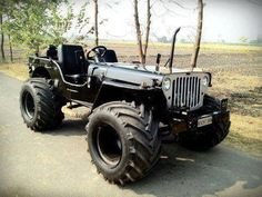 Jeep - It takes all kinds....                                                                                                                                                      More