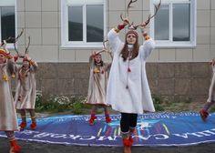 World's Indigenous Peoples' Day 2015 in Karasjok and Teriberka Indigenous Peoples Day, Hunter Gatherer, Storytelling, World, Coat, Fashion, Mythology, Culture, Moda