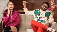 Ranveer Singh  #FASHION #STYLE #SEXY #BOLLYWOOD #INDIA #RanveerSingh Ranveer Singh, Christmas Sweaters, Bollywood, India, Sexy, Actors, Style, Fashion, Swag