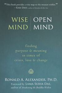 Wise Mind Open Mind by Ronald Alexander, PhD.