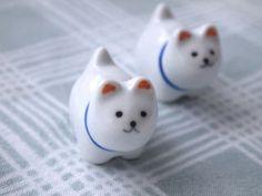 かわいい犬を 食卓に/ 和雑貨屋・犬 箸置き