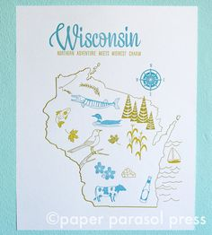 wisconsin! Spending my 21st birthday and Thanksgiving there with my family!!