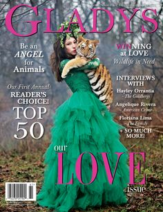 Gladys Magazine Love Issue 2016