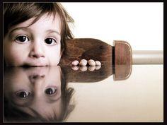 A reflection of innocence by gilad.deviantart.com on @deviantART