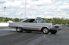 'Silver Bullet' - '67 Plymouth GTX The baddest car to ever run Woodward Avenue in Detroit Michigan
