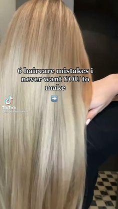 Hair Tutorials For Medium Hair, Medium Hair Styles, Face Shape Hairstyles, Straight Hairstyles, Blonde Hair Goals, Diy Haircare, Hair Growing Tips, Glow Hair, Updo Tutorial