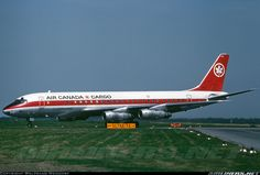 Douglas DC-8-54CF Jet Trader - Air Canada Cargo | Aviation Photo #1742972 | Airliners.net