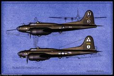 Tommy Anderson - Flying Fortress Profiles