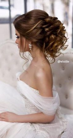 Gallery: Elstile wedding hairstyles for long hair 3