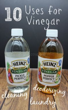 10 Uses for Vinegar