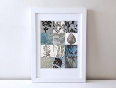 Prints — Kirily Taylor Botanical Drawings, Botanical Prints, Gelli Plate Printing, Handmade Crafts, Printmaking, Original Artwork, Collage, Colours, Impressionist