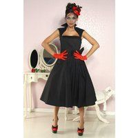 Rockabilly-I have a dress really similar to this one for Deb's wedding. I need to accessorize it!!!!