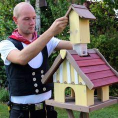 bildergebnis f r vogelfutterhaus bird houses pinterest. Black Bedroom Furniture Sets. Home Design Ideas