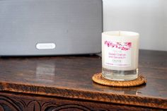 Home Office smells and scents to increase productivity and develop a better working environment Orchid Aromatics candles Candle Jars, Candles, Increase Productivity, Healthy Environment, Ikea Hack, Office Ideas, Orchid, Home Office, Desk Ideas