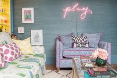 The Rooms That Convinced Me I Need More Neon in My Life