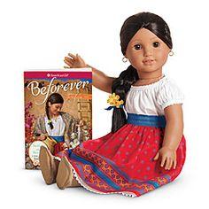 Josefina Doll & Book