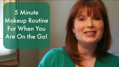 five minute routine