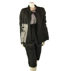 Mohn printed jacket #Rundholz #dip SS15