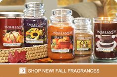 Fall ! My favorite time of the year to have a Yankee Candle always burning! #YankeeCandle #MyRelaxingRituals