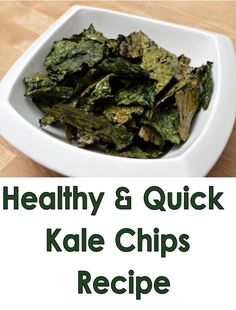 kale chips are the best