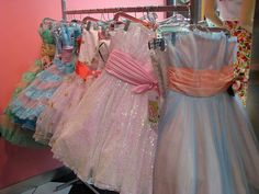 betsey johnson dresses!
