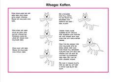 Mariaslekrum - Ritsagor. Childrens Books, Preschool, Education, Draw, Random, Illustration, Tips, First Class, Music