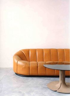 Pierre Paulin (damn sexy couch)