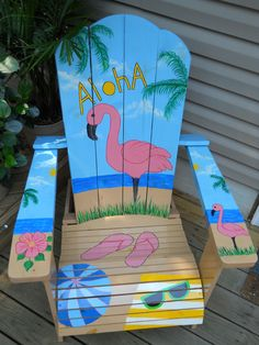 flamigo anirondack chair