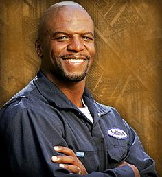 Terry Crews from Everybody Hates Chris