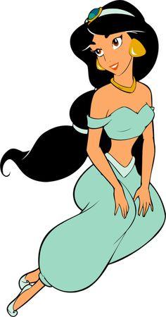 Disney Jasmine | Gifs com glitter da princesa Jasmine e Aladin!