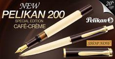 Pelikan 200 Special Edition Café-Crème